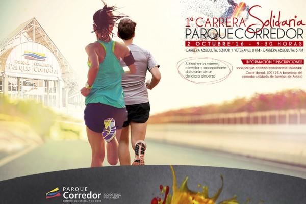 1ª Carrera Solidaria Parque Corredor