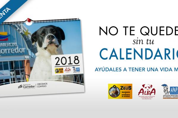 No te quedes sin tu calendario
