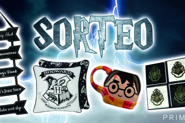 Sorteo Harry Potter